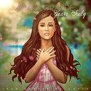 Ariana Grande Album Cover by Juan Andres Da Corte