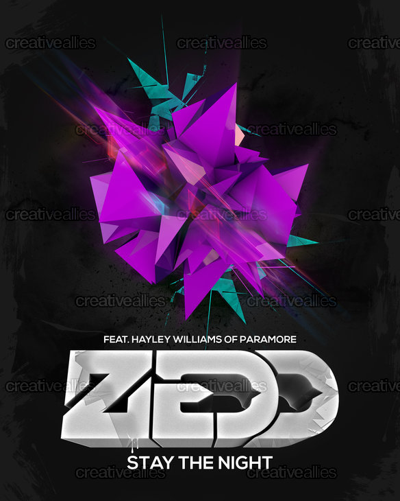 Zedd_-_stay_the_night__corecube_design_