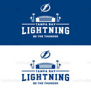 Tampa Bay Lightning Merchandise Graphic by Michael Sessa