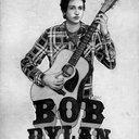 Bob Dylan Poster by Daniel Cash