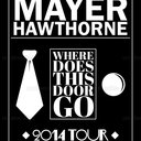 Mayer Hawthorne Poster by David Herbst