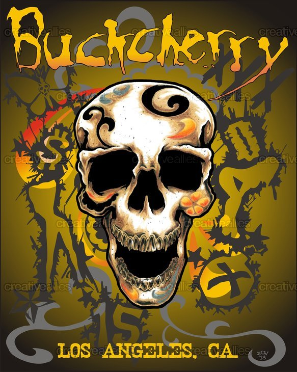 Buckcherry_poster_final