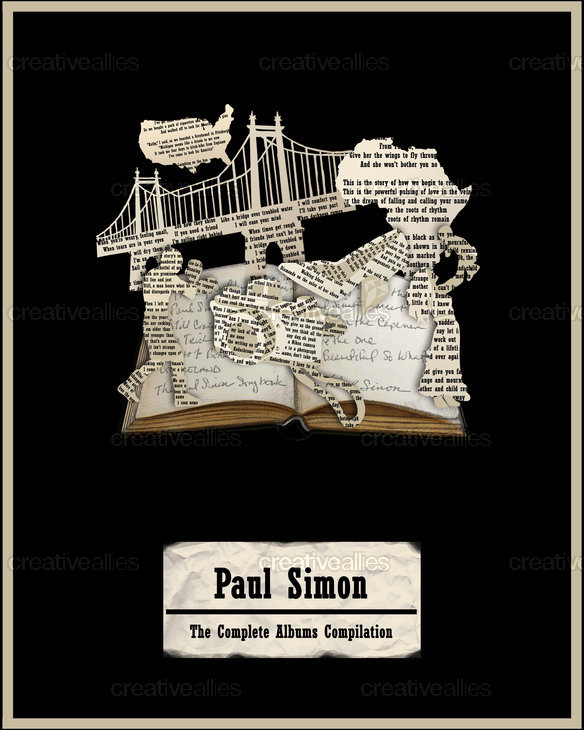 Paul_simon-_collection__idea_1__16x20