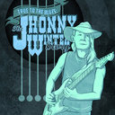 Johnny Winter Poster by 'Ronnie Rey Manjares