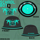 ScHoolboy Q Merchandise Graphic by BryanDellosa
