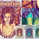 Rebelution Merchandise Graphic by miftake