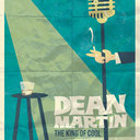 Dean Martin Print by chetslaterdesign
