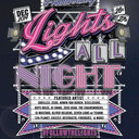Lights All Night 2014 Poster by JDesign