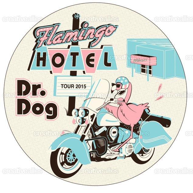 Flamingo_hotel_coaster