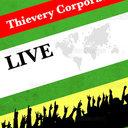 Thievery Corporation Poster by akolobj