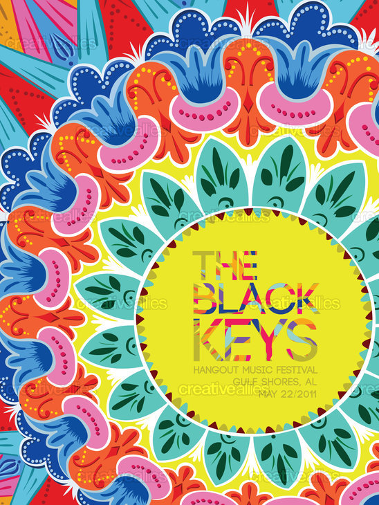 The_black_keys_poster_18x24