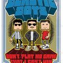 Beastie Boys Poster by Mathew Prada