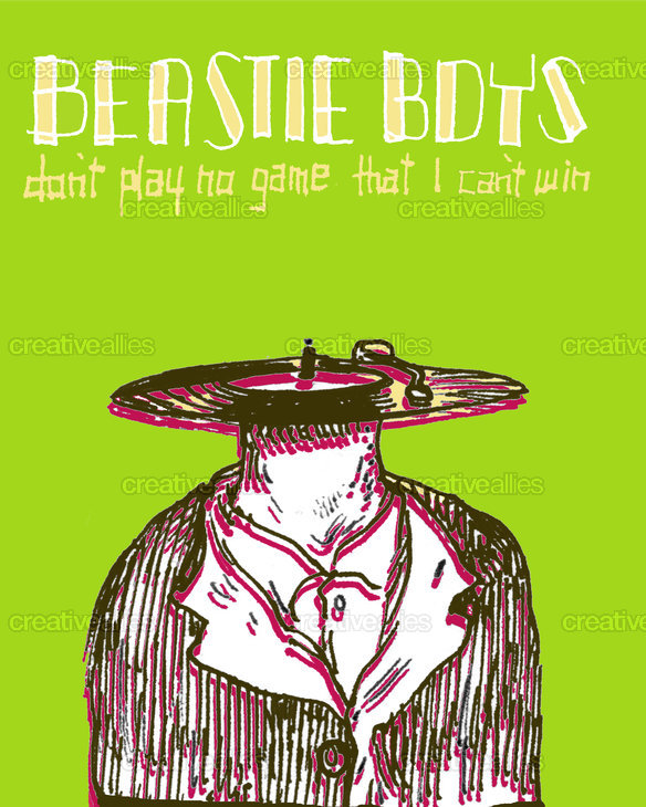 Beastie-green-yellowfont-recordhead