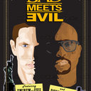 Bad Meets Evil Poster by AmazingGrace94