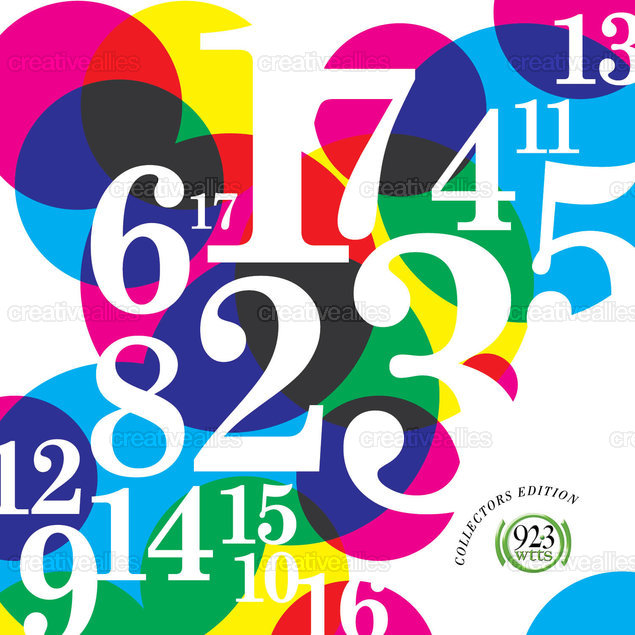 Overprintnumbers