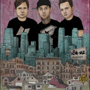 blink-182 Poster by travisbraun