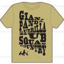 Giant Panda T-Shirt by ekarbeling