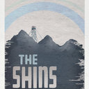 The Shins Poster by Alex Ashbrook