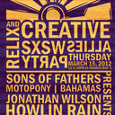 Creative Allies and Relix Magazine Poster by jaqueleto