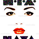 M.I.A. Poster by Robb