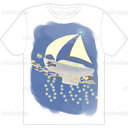 Sky Sailing T-Shirt by TheDarlingDawn