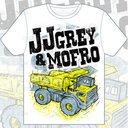 JJ Grey and Mofro T-Shirt by BarrettColvin