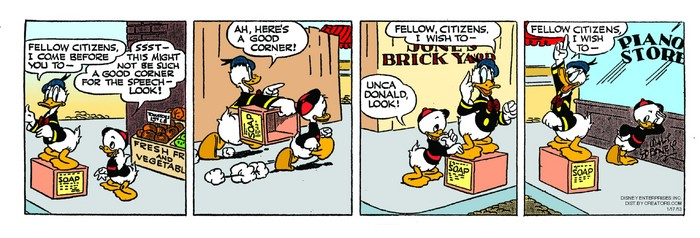 Donald Duck by 01/17/2013