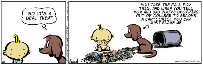 Dog Eat Doug by 03/21/2013