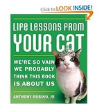 Life Lessons From Your Cat: We're so vain, we probably think this book is about us