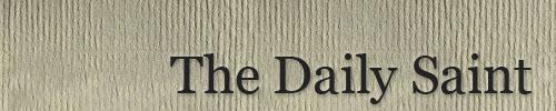 The Daily Saint
