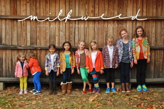 Children's Blazers by Meghan Scibelli