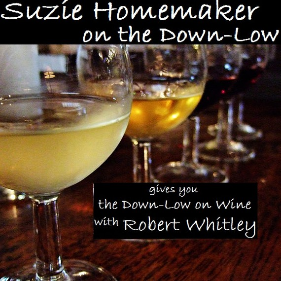 A Practical Discussion of Wine with Robert Whitley