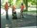 In this segment Randy Johnson from the Original Driveway Design takes us through the professional asphalt paving process.  We also catch up with Street Printing specialist Harlan Johnson who shows how this unique blacktop stamping process can really customize a driveway.