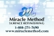Television commercial produced for the Miracle Method Surface Refinishers of the Twin Cities.