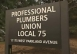 Plumbers Local 75 Apprenticeship Process for Madison, WI.