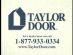 Taylor Entry Doors!
