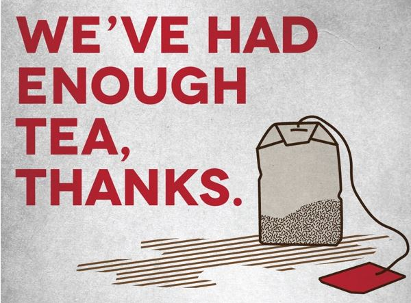 It's Time to Tell the Tea Party: We Want Our Government Back