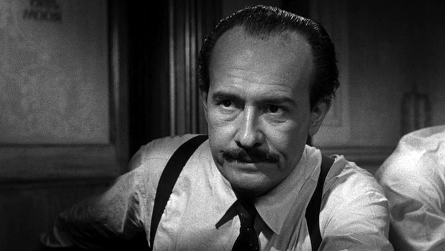 an overview of the characterization concept in the movie 12 angry men directed by sidney lumet Read this biographies essay and over 88,000 other research documents 12 angry men each character i saw in the movie directed by sidney lumet and.