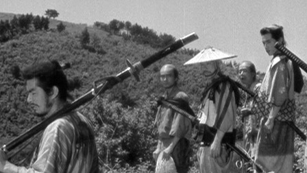 Three Reasons: Seven Samurai