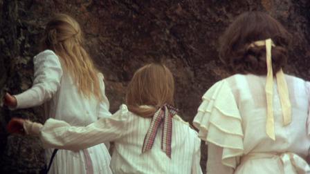 One Scene: Picnic at Hanging Rock