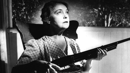 Out of Time: Lillian Gish  in The Night of the Hunter