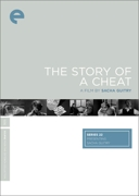 The Story of a Cheat box cover