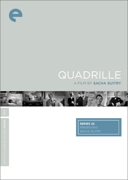 Quadrille box cover