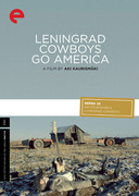 Leningrad Cowboys Go America box cover