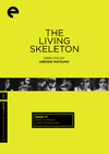 The Living Skeleton box cover