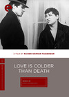 Love Is Colder Than Death box cover