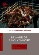 Beware of a Holy Whore box cover