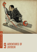 Adventures of Zatoichi box cover