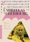 The Umbrellas of Cherbourg box cover