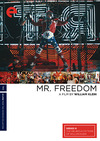Mr. Freedom box cover